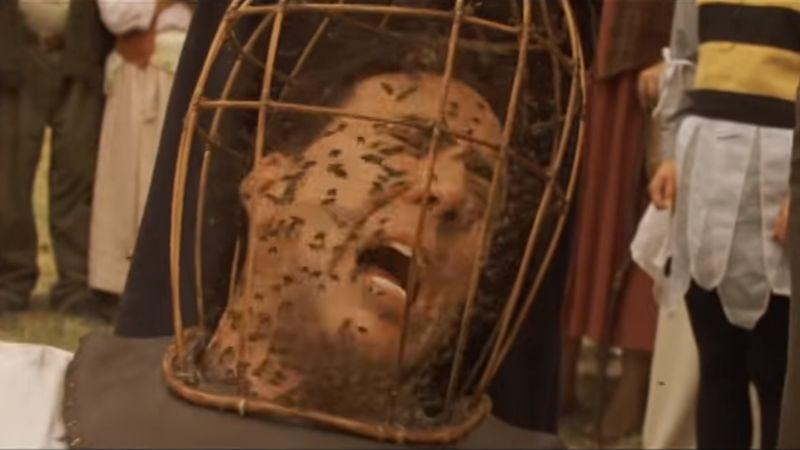 Nicolas Cage Losing His Shit (Screenshot: YouTube)