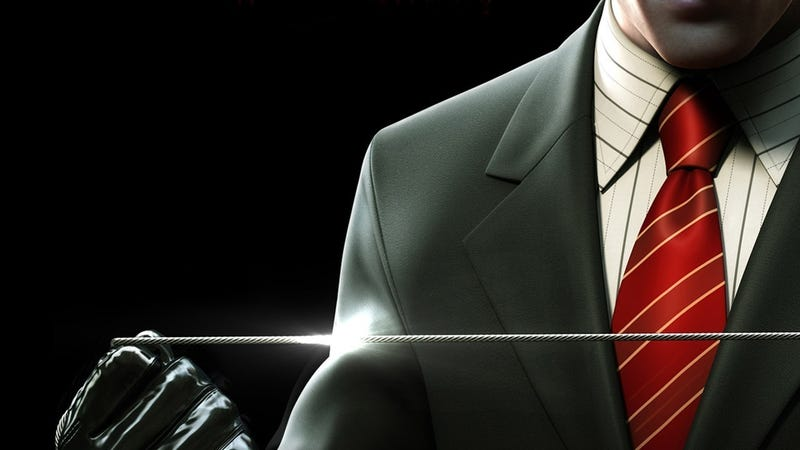 the hitman series has a long history of excellence