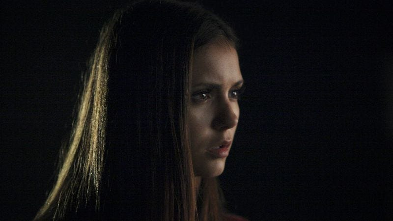"""Illustration for article titled The Vampire Diaries: """"We All Go a Little Mad Sometimes"""""""