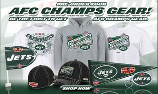 Illustration for article titled Did The Jets' Official Store Just Jinx Itself Out Of Business?