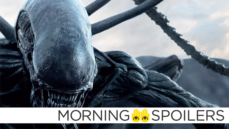 Don't get your hopes up about those recent Alien teasers.