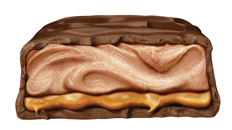 Illustration for article titled Last Call: Kinda psyched for these new creamy Snickers bars