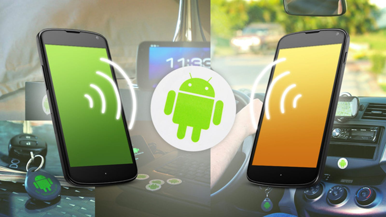 Cinco cosas que puedes automatizar con el NFC de tu móvil Android