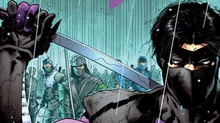 Illustration for article titled This Ninja-K #1 exclusive tells the tale of Valiant's first ninja spies