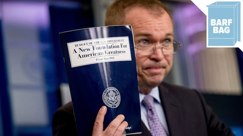 Trump budget proposal would dramatically cut foreign aid