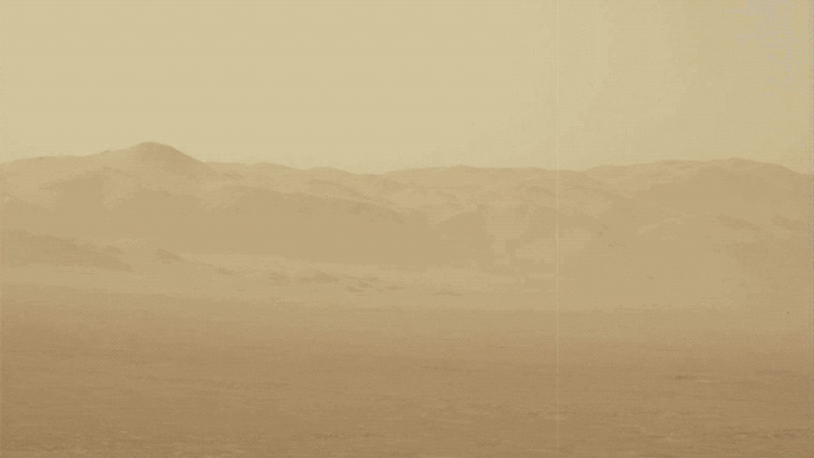 The Dust Storm on Mars Is So Huge It Now Encircles the Entire Planet