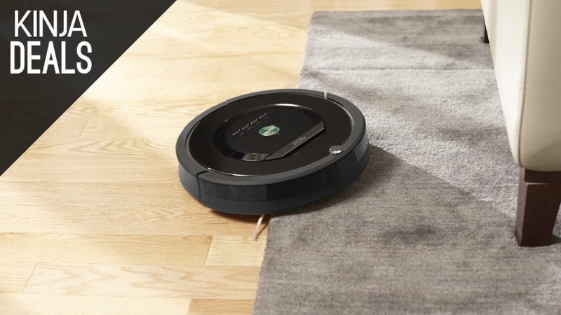 Illustration for article titled Score Rare Discounts on a Few High End Roombas