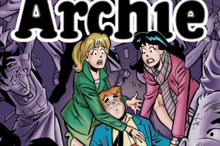 Illustration for article titled Archie Andrews DIES (in the future)