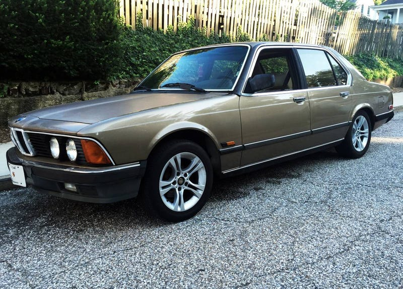 For 3299 Does This 1985 BMW 745i Have Some Skin In The Game