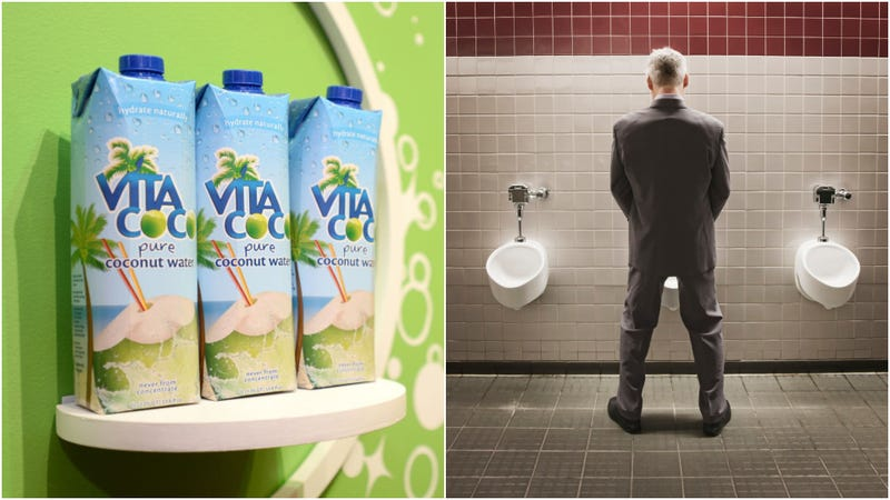 Illustration for article titled Vita Coco social media calls Twitter guy's bluff, offers jar of piss