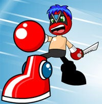 Illustration for article titled Weekly Wii Update - Strong Bad Meets Mega Man 2