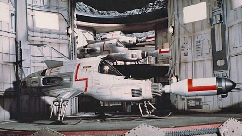 Illustration for article titled UFO on Forces TV