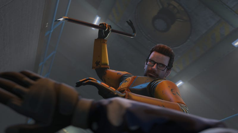 Illustration for article titled Half-Life Fan Game Has Messy Launch On Steam