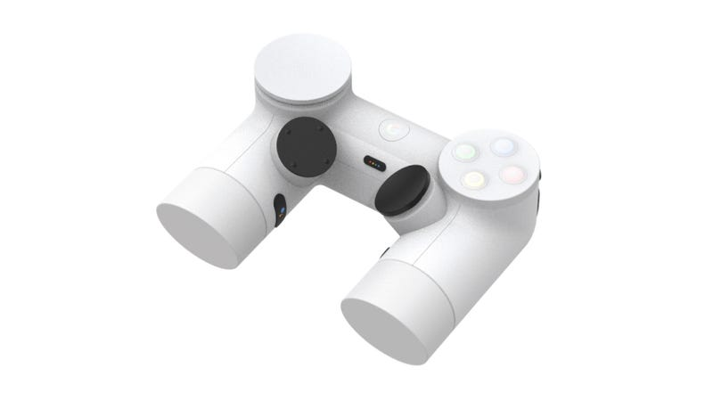 Designer Re-Imagines Google's Stadia Controller In Whimsical Mockup