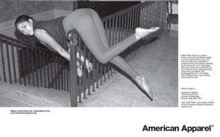Illustration for article titled A Financial Scandal At American Apparel?