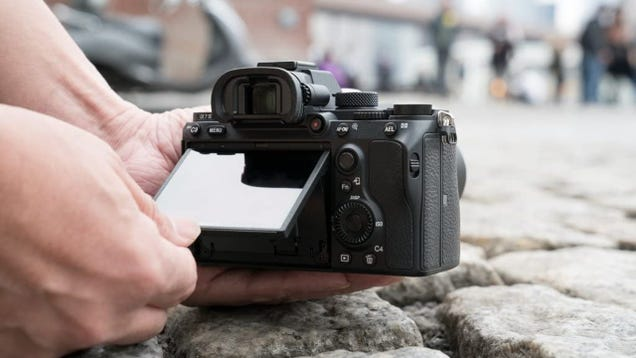 Capture a Few Extra Bucks With $300 off the Sony a7 III Mirrorless Camera