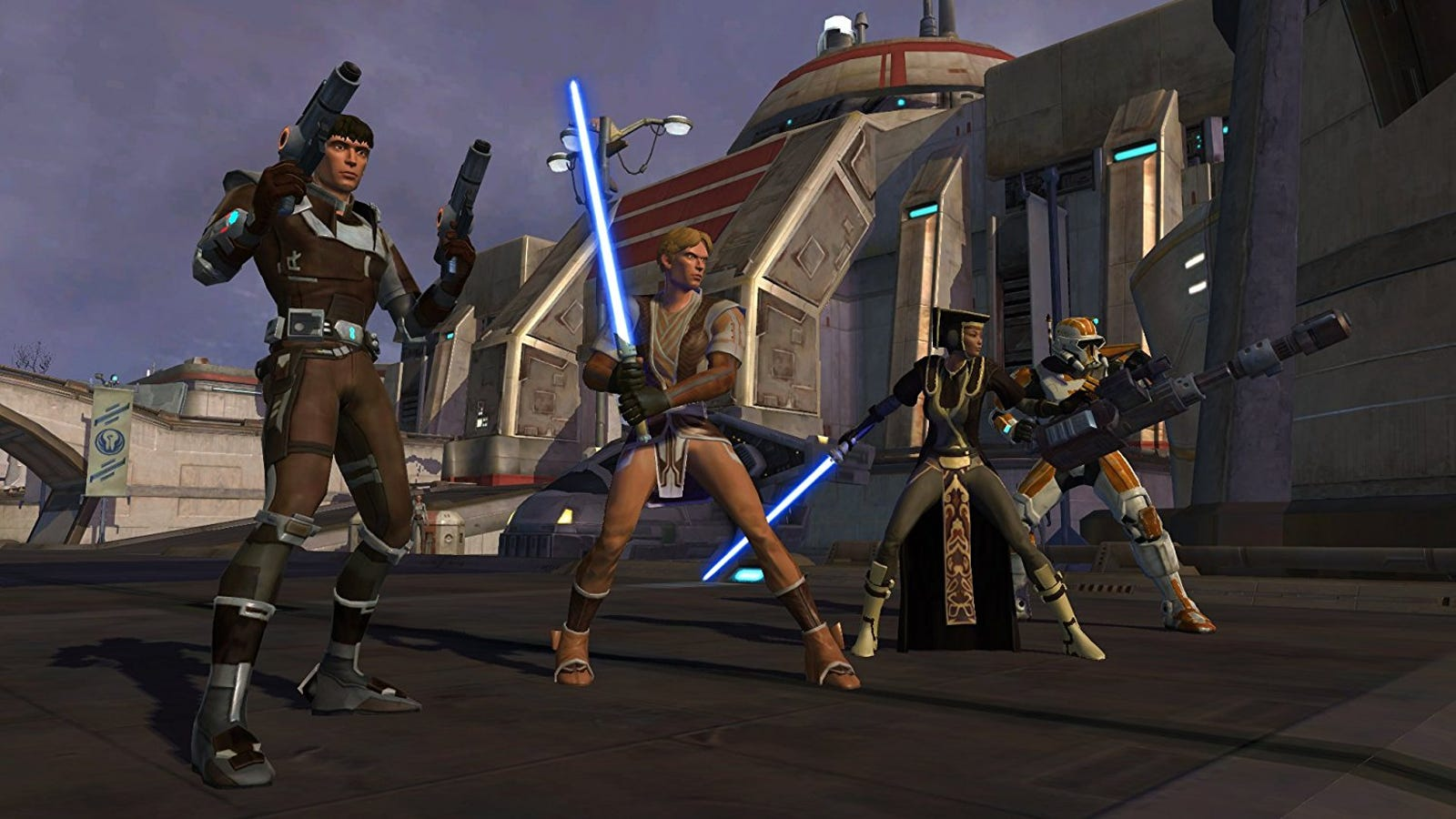 Looking Back On My Former Life In Star Wars: The Old Republic