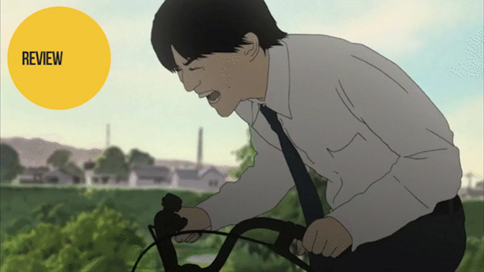 Flowers Of Evil Is A Boring Unengaging Anime