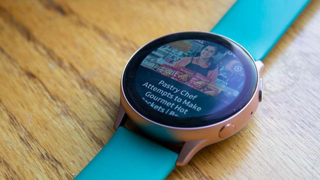Samsung s Galaxy Watch 4 Could Be the First Wear OS Watch With a Really Good Processor