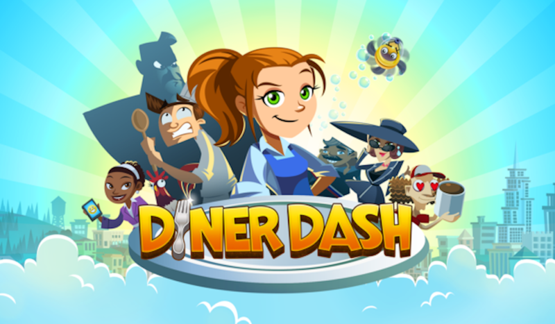 Illustration for article titled Diner Dash Mobile Is A Soulless Shell Of The Original Diner Dash Games