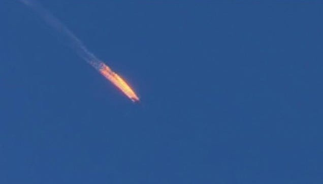 Physicists: Nobody's Telling the Truth About That Downed Russian Warplane