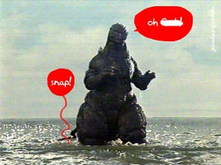 Perpetrators of Cut Undersea Cable Discovered, Not Godzilla BTW