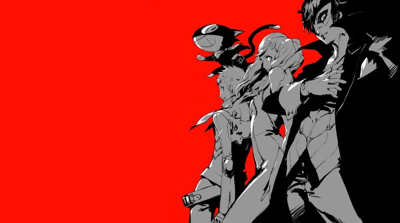 "Illustration for article titled Here's Persona 5 ""Running"" On A PC"