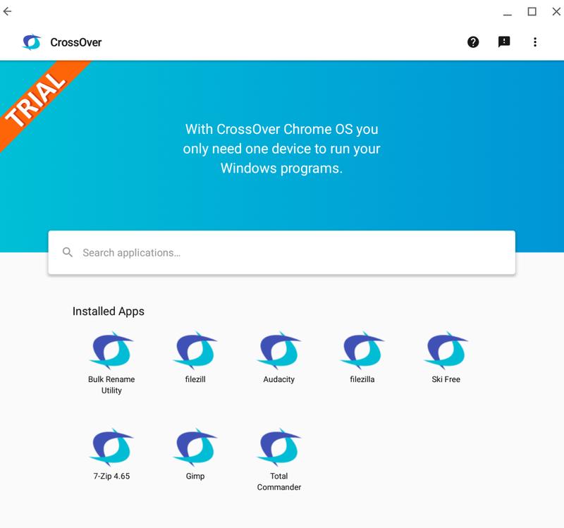 How to Run a Windows App on a Chromebook