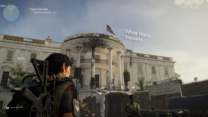 Illustration for article titled 10 Hours With The Division 2's Gargantuan Beta
