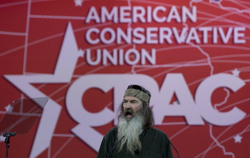 Illustration for article titled The Duck Dynasty Guy Got a Free Speech Award for Hating Gays