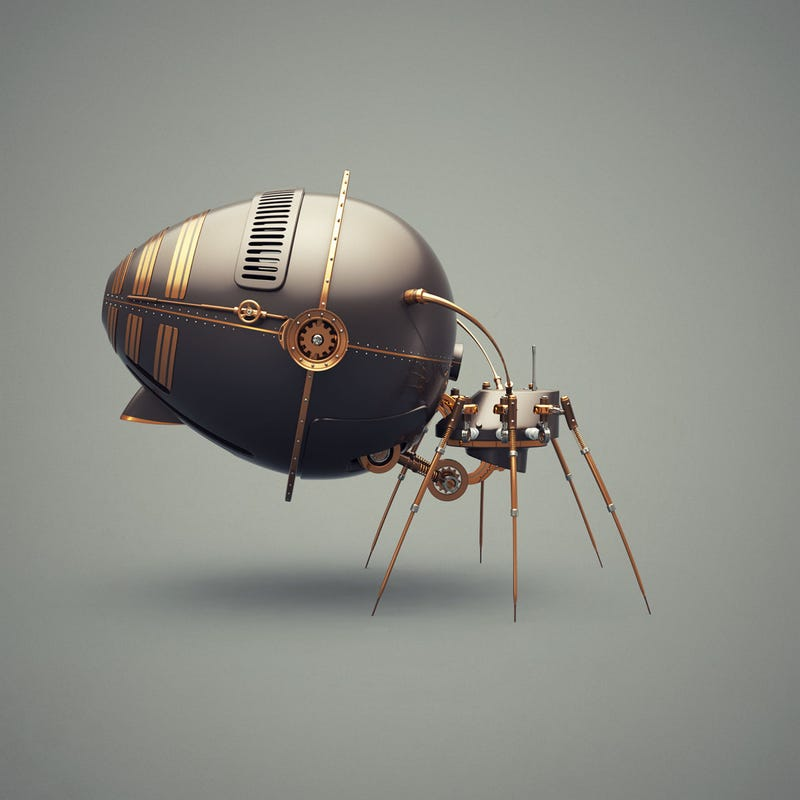Illustration for article titled I wish all robotic insects were as cool as these