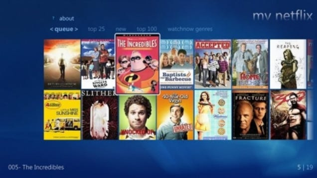 Netflix movie streaming on xbox 360 actually coming soon