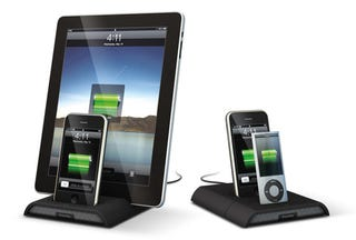 Illustration for article titled XtremeMac InCharge Duo and Home Charge Two iDevices at Once