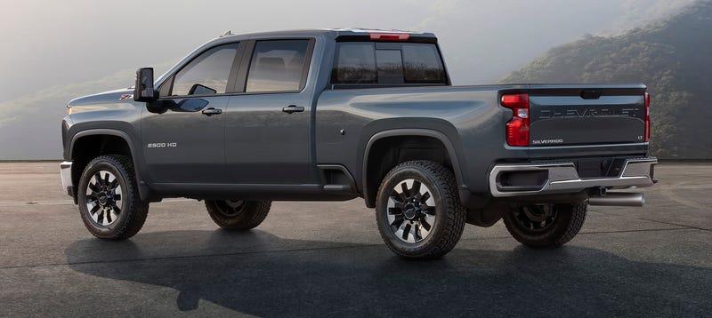 2020 Chevrolet Silverado Hd Gaze Upon It And Weep