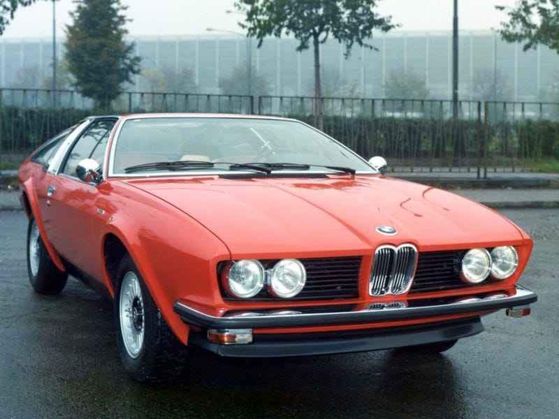 Illustration for article titled 1976 BMW 528 GT Coupe by Pietro Frua
