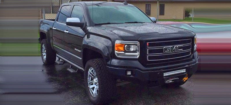 proof the chevy reaper is just a bumper away from full on awesomeness. Black Bedroom Furniture Sets. Home Design Ideas