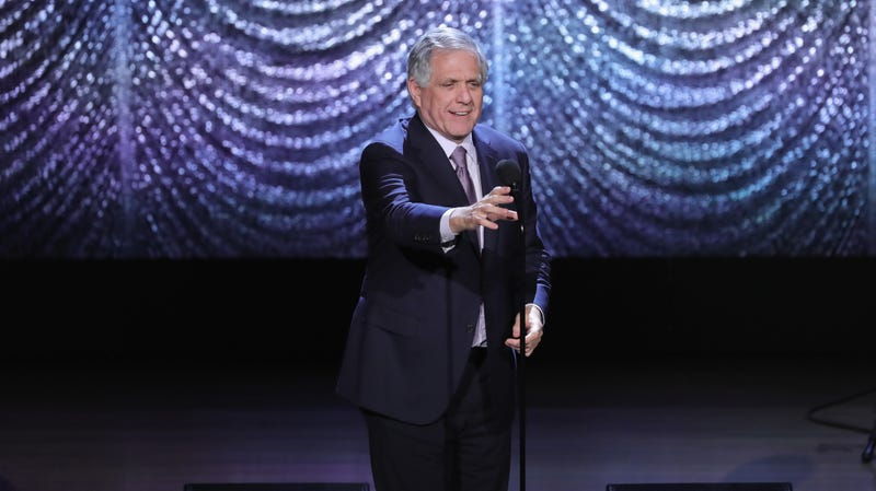 Illustration for article titled CBS Board Denies Les Moonves $120 Million Settlement