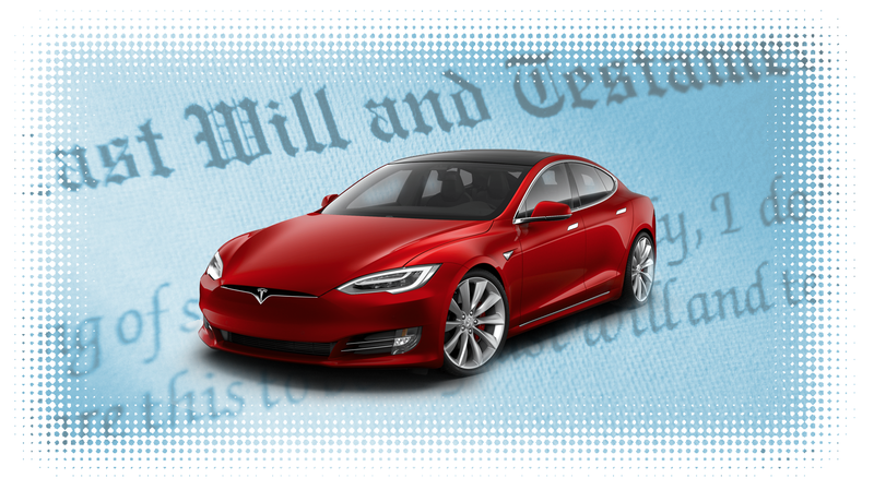 Illustration for article titled Tesla Fanboy Writes Online 'Will' To Be Sure No One Sues Tesla If Autopilot Kills Him