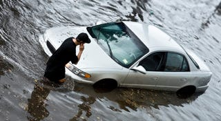 Illustration for article titled How To Repair A Flooded Car - Right Before You Have It Crushed