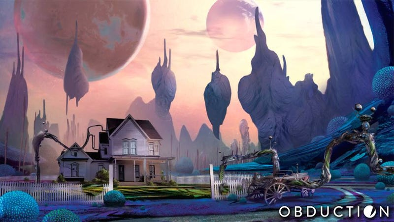 """Illustration for article titled Cyan Inc., Creators of """"Myst"""" and """"Riven"""", have launched a Kickstarter for a new game """"Obduction"""""""
