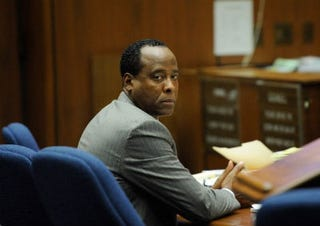 Dr. Conrad Murray (Getty)