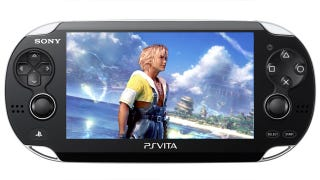 Illustration for article titled Final Fantasy X is Coming to PlayStation Vita and PS3 in HD