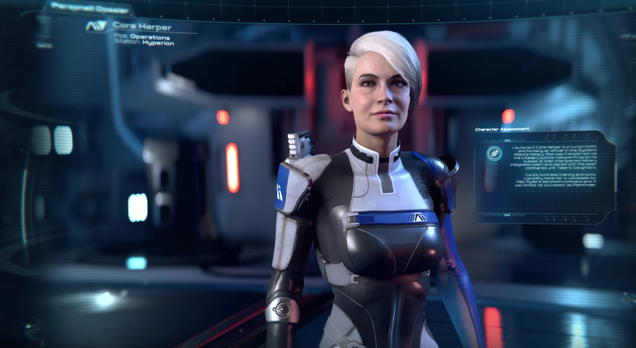 New 'Mass Effect: Andromeda' Trailer Released, Details Revealed