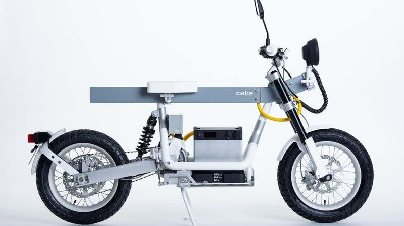 Illustration for article titled The Cake Ösa Is A Modular Utilitarian Electric Bike In A Sea Of Boring Mobility