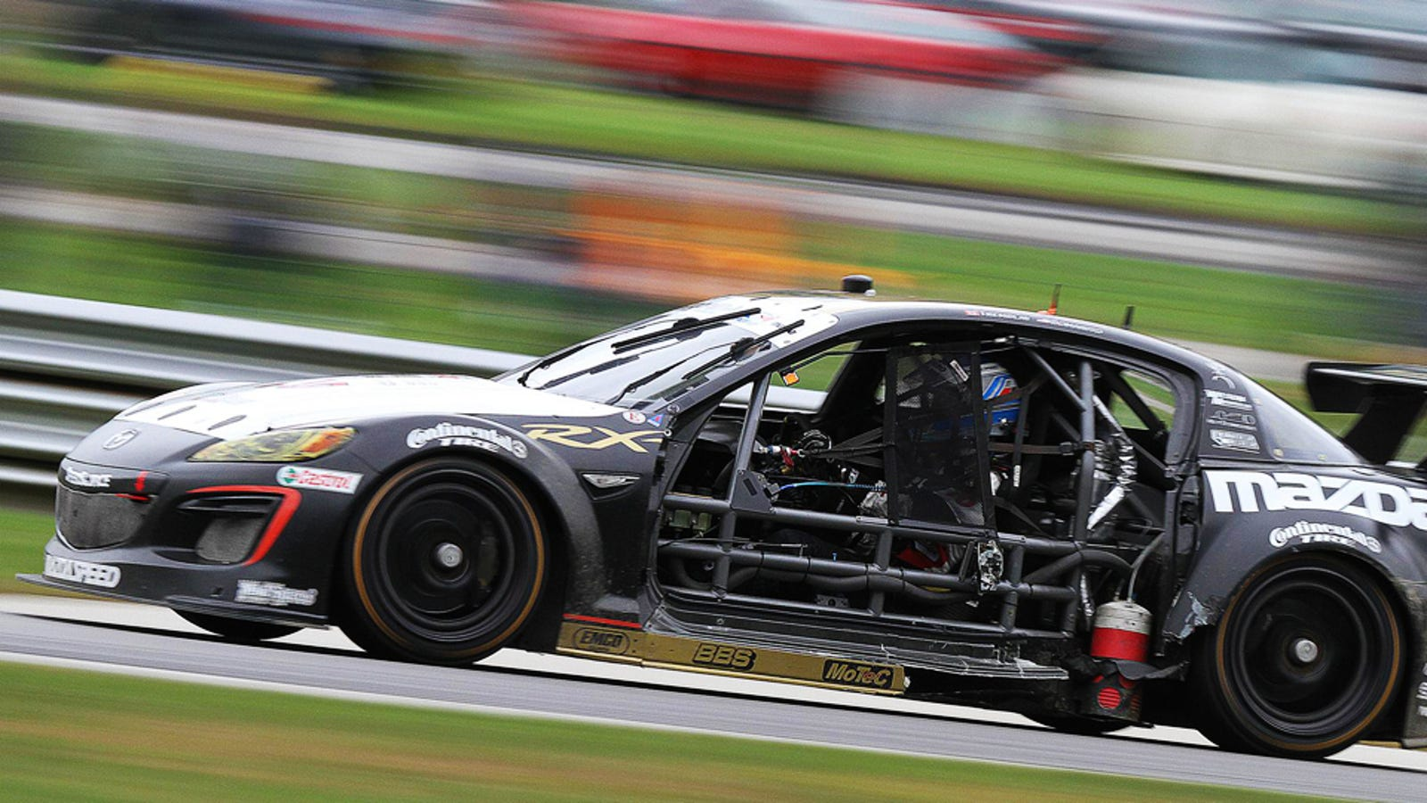 The Last Race Of Grand-Ams Flame-Spitting Mazda Rx-8S-5197