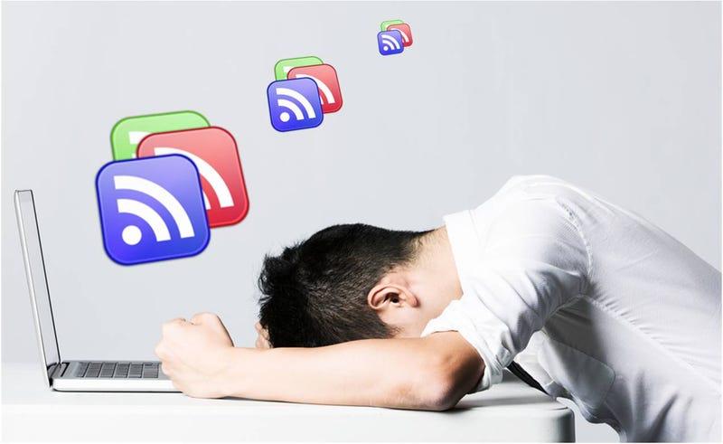 Illustration for article titled Un fallo en Google Reader deja frustrados a miles de usuarios en todo el mundo