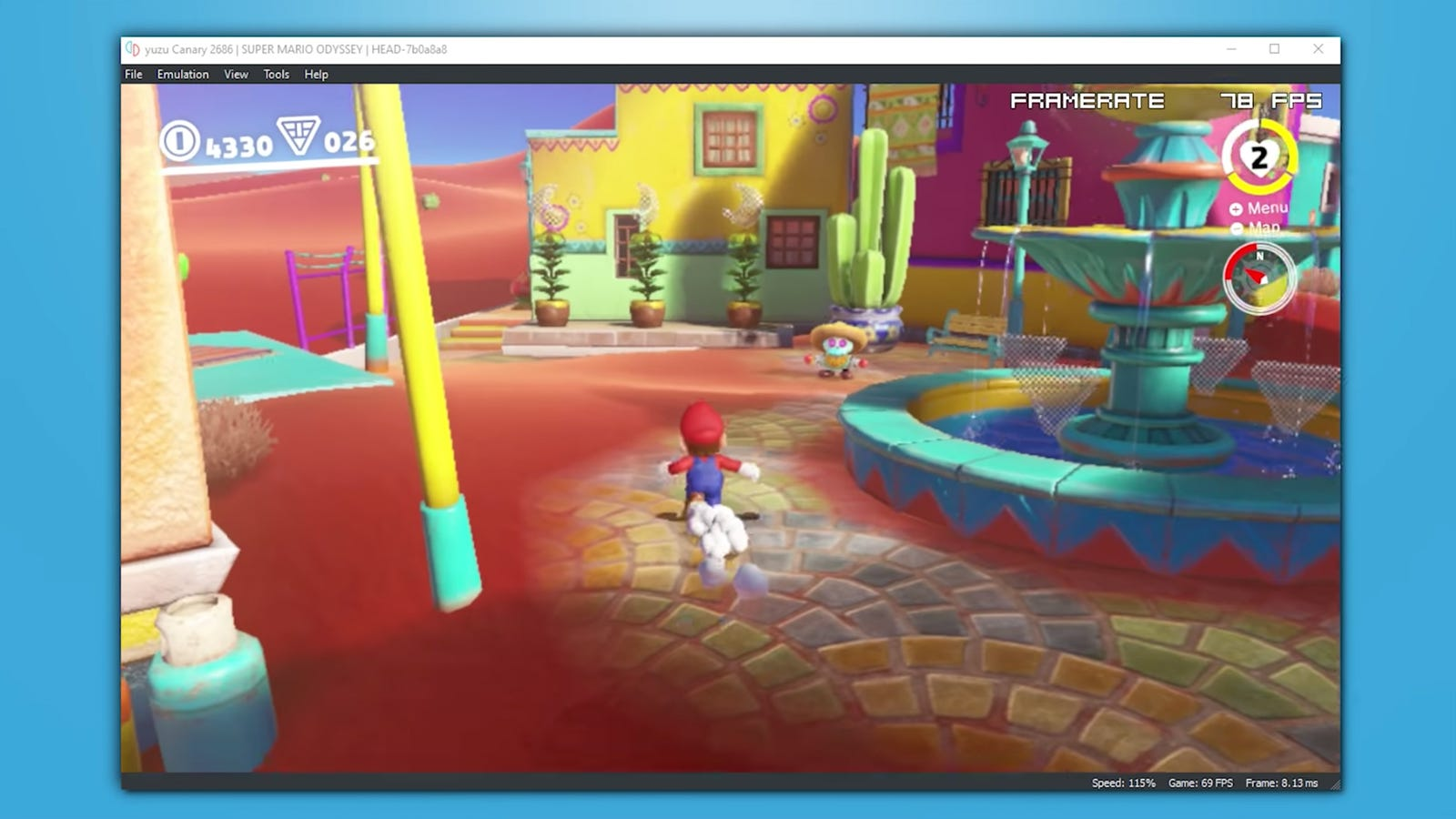 This Nintendo Switch Emulator for the PC Might Finally Be as Good as the Actual Console