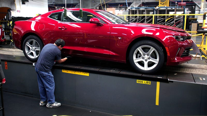 Illustration for article titled GM And Mazda Say That Trump's Tariffs Are Going To Cost American Jobs [Updated]