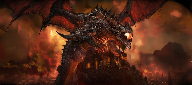 Illustration for article titled Everything You Need To Know About World of Warcraft: Cataclysm
