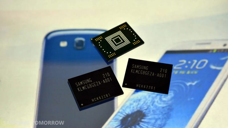 Illustration for article titled Samsung's New Superfast Chips Could Fuel Your Future iPhone
